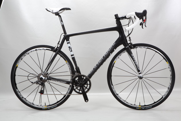 Cannondale Synapse Hi-Mod 2 Red Review - Bicycling Australia