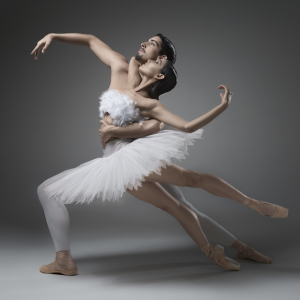 Melbourne Ballet Company's promotional image for 'Intention and Desire'.