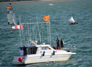 Constant problems with race management have blighted the Santander ISAF Worlds. Photo Roger McMillan.
