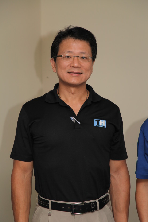 Douglas Chiang has worked in his family company since his early childhood.