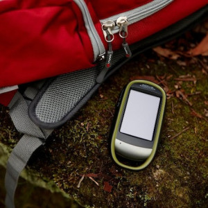 The eXplorist in the outdoors.