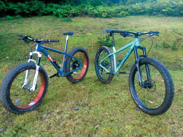 Fat Bikes Vs Plus Bikes Mountain Biking Australia Magazine