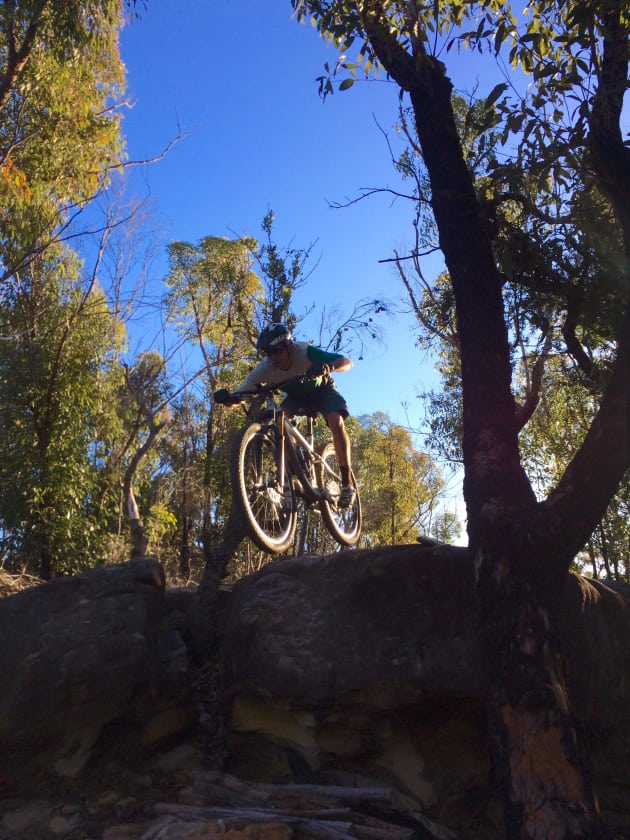 Dropping in at Mt Narra gave our shorter travel rig a solid workout.