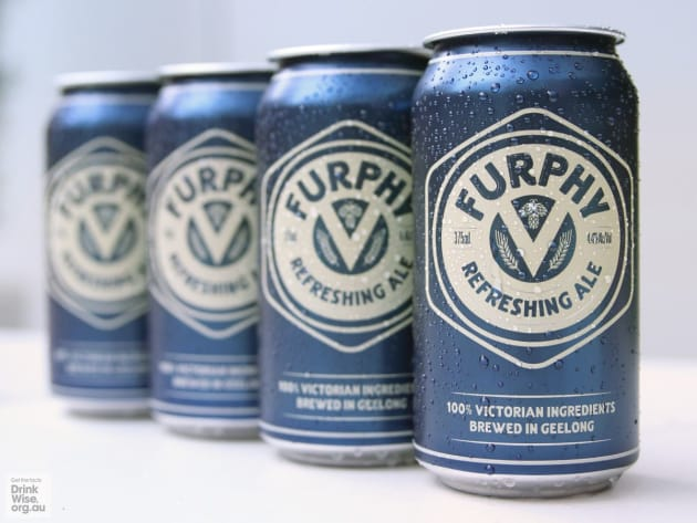 Furphy Beer Will Now Come In Cans Pkn Packaging News