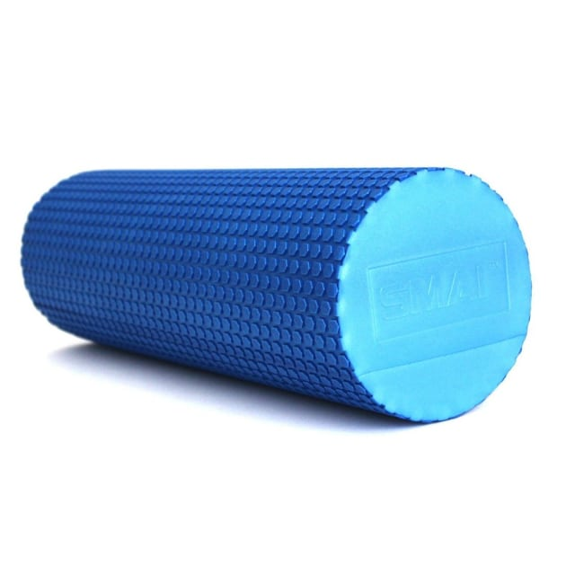 According to Dan a foam roller is a must-have for any cyclist.