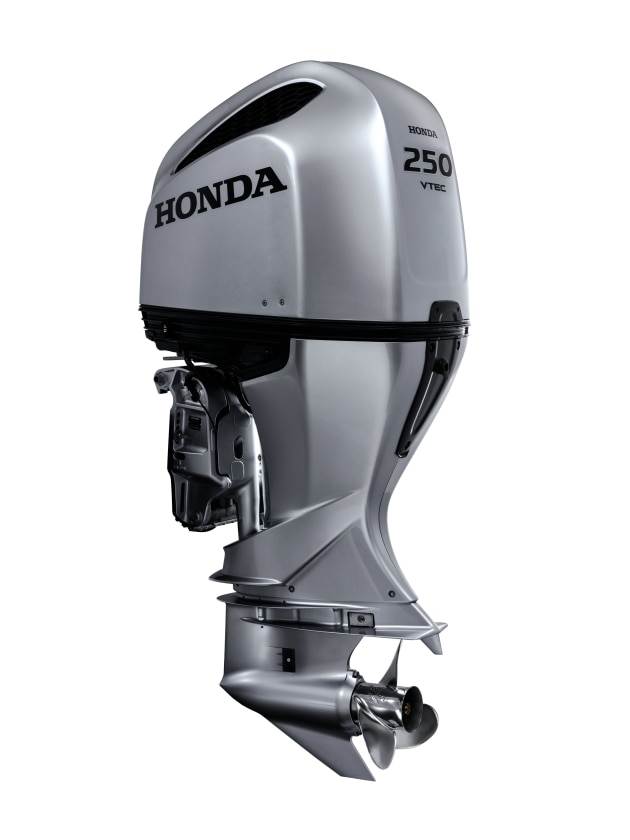 Honda Updates Flagship Model Outboards Marine Business