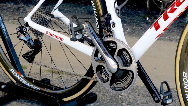 Dura Ace 9000 >> Trek-Segafredo Team Bikes - Trek Emonda SLR - Bicycling Australia