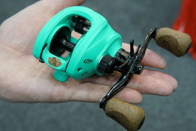 Afta 2016 fishing world 39 s top 5 reels fishing world for Concept 13 fishing