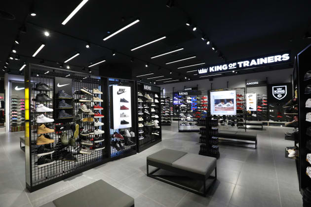 Shoe Stores Open At Am