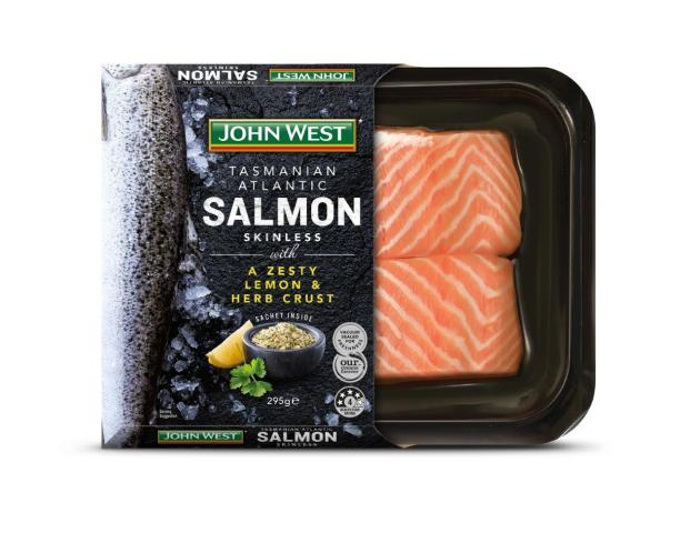 coles salmon frozen how to cook