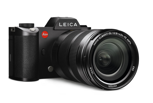 Leica SL. From What's hot.