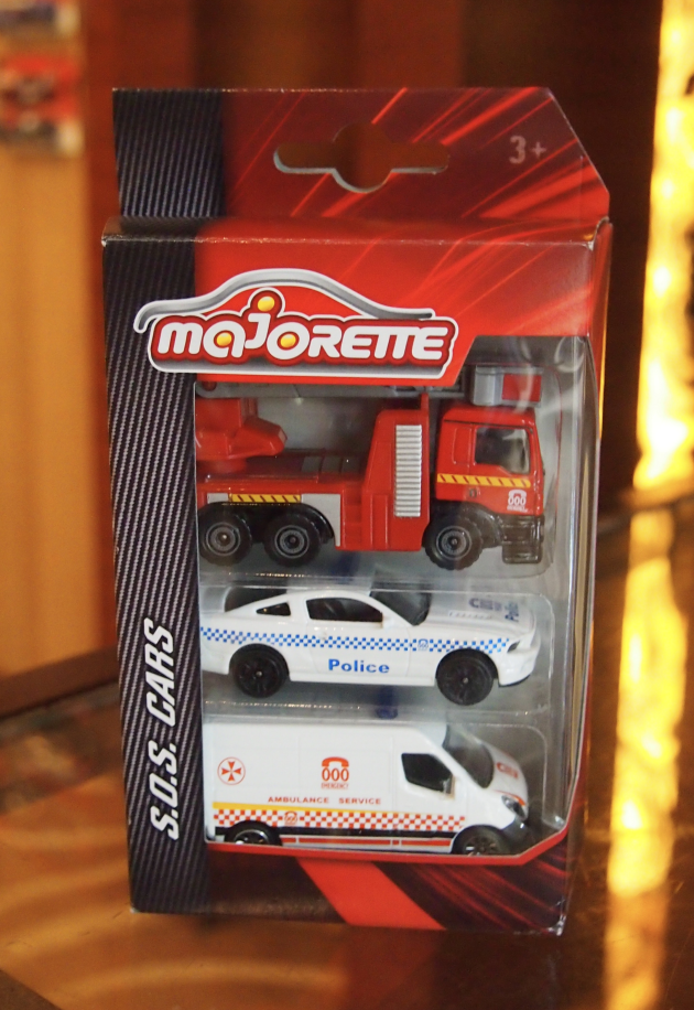 Aussie Vehicles To The Rescue With Majorette Toy Amp Hobby