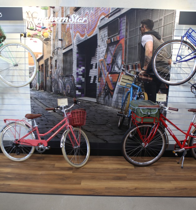 Beat wants to sell Malvern Star bikes internationally.