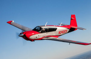 Mooney's M20V Acclaim Ultra. (Mooney International)