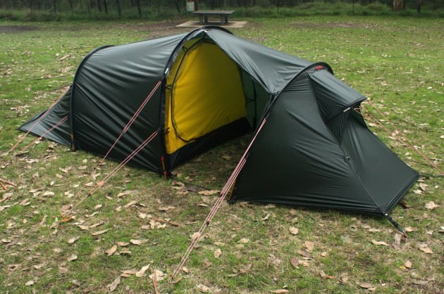 Hilleberg Nallo 2 GT tent & Review: Hilleberg Nallo 2 GT tent - Great Walks