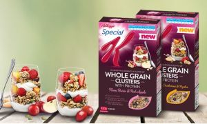 Kellogg's Special K Nourish, All Bran, Sultana Bran, Guardian, and Coco Pops will be the first to carry health stars.