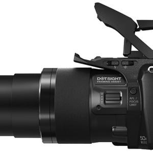 world first dot sight for olympus digital camera