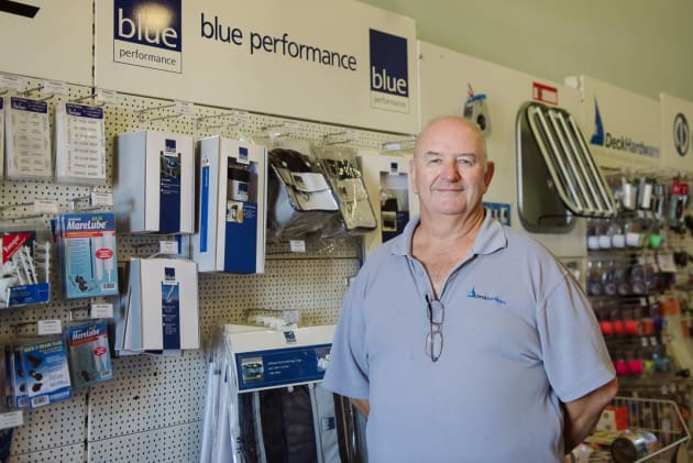Ten years at the helm: Phil Yeomans at DeckHardware.