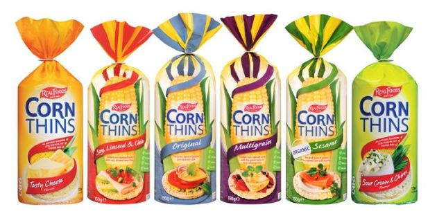 Product Of The Week Real Corn Thins Nature Health