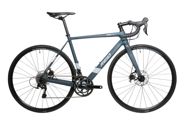 This is the current top of the line Reid cycles road line, the Vantage Comp.