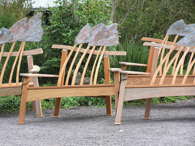 Leon Sadubin Working Curves Australian Wood Review