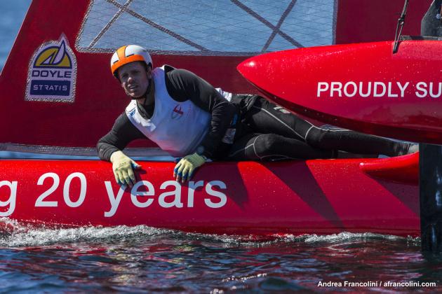Tech2 triumphs twice on testy Geograph Bay - MySailing.com.au