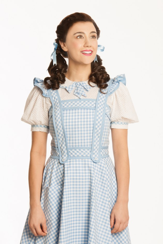 Samantha Leigh Dodemaide as Dorothy. Photo: Brian Geach.