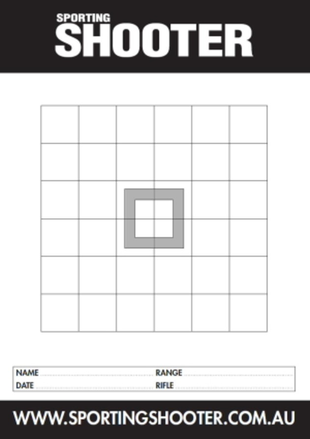 photo relating to Printable Sight in Targets called Cost-free printable goals - Carrying Shooter