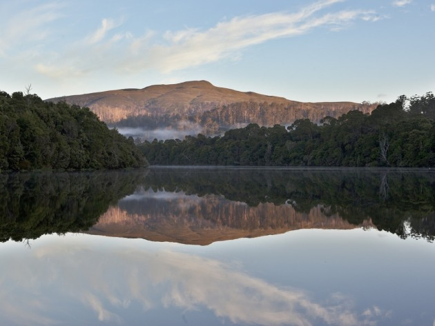 The timeless beauty of Tassie's Tarkine region. Photo_Park Trek