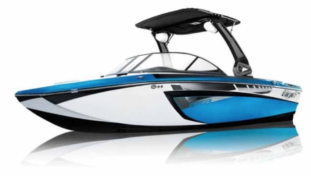 The Tige RZR wake boat will be showcased for the first time in Australia at Expo by Whitewater Marine.