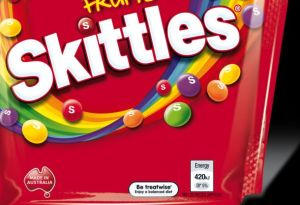 The Improved Be Treatwise Logo Pictured Here On Wrigleys Skittles