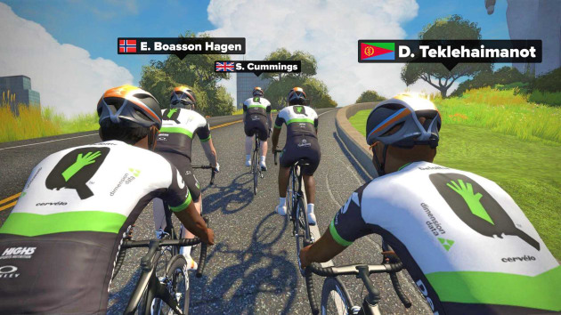 More than 9000 riders applied to the 2017 Zwift Academy program, over a series of months the field was whittled down to three with New Zealander Ollie Jones eventually securing a U23 pro contract.