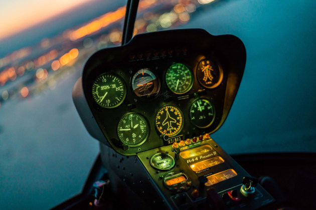 Whilst we were flying back from the Statue of Liberty, I took this opportunity to capture the interior of the helicopter. By shooting with the 35mm lens wide open, I was able to turn Manhattan's city lights into smooth bokeh balls, whilst keeping the dials on the dashboard sharp. Sony a7R ii, Sony Distagon T* FE 35mm f/1.4 ZA Lens @ 35mm, 1/250s @ f/1.4, ISO 2500.