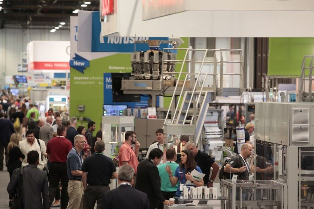 29,500 visitors attended PackExpo Las Vegas this year.