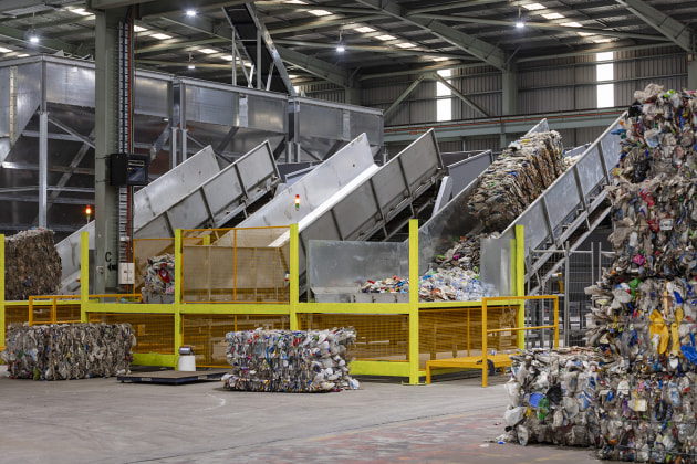 Advanced Circular Polymers will use its $2 million to develop and commercialise an AI-enabled autonomous sorting system for plastic recycling.