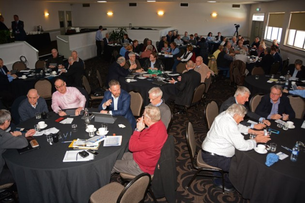 AGAA's summit at Wagga Wagga in 2018 brought together 30 industry associations and the organisation is hoping for an even larger attendance for 2020 event. (Steve Hitchen)