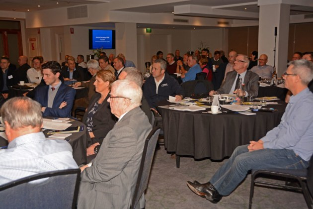 Delegates to the 2018 AGAA summit. This year, business and individuals will be able to attend. (Steve Hitchen)