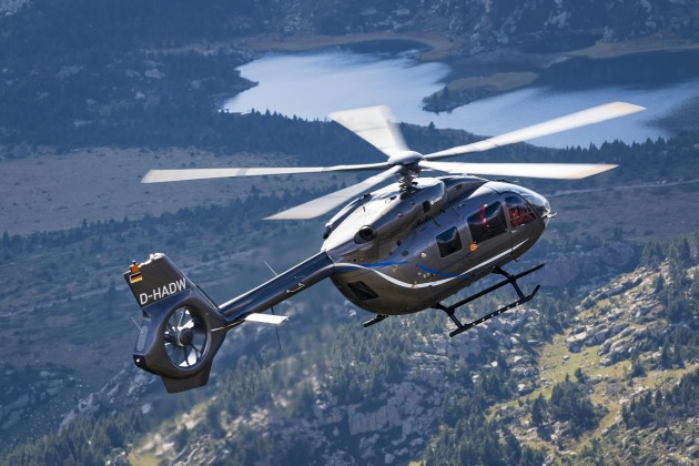 WA Police will be the first Australian customer to operate the five bladed H145.