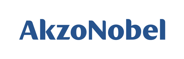 AkzoNobel logo BLUE