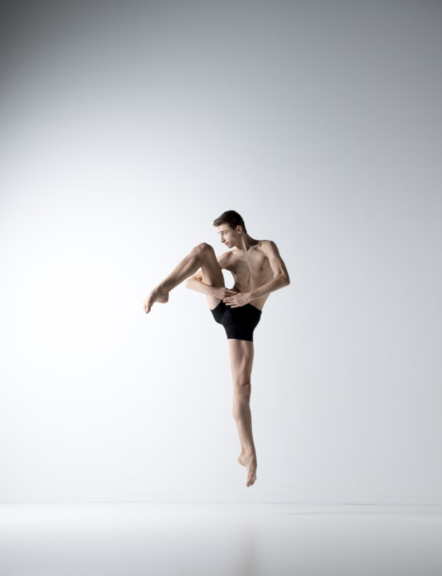 Alegria School of Ballet. Dancer: Brayden Gallucci.
