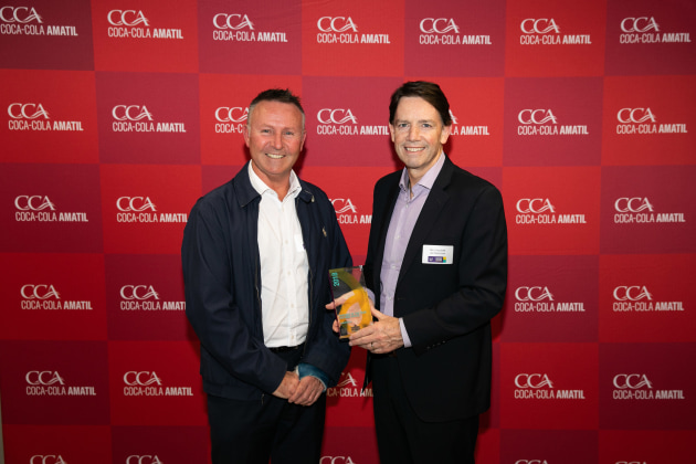 Labelmakers won Customer Service at the CCA Partners for Growth Awards.