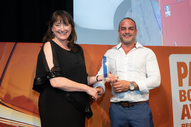 Andrews Smash Repairs winner best new shop NSW