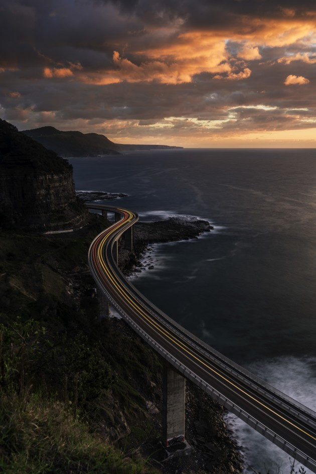 This sunrise image of Sea Cliff Bridge in New South Wales was the featured image of an article I wrote for my website that was shared around a lot. Pixsy was able to show me where the article had been shared and where the image was being used in other articles without my knowledge. Sony A7RII, 24-70mm f/4 lens @ 35mm. 30s @ f7.1, ISO 100.