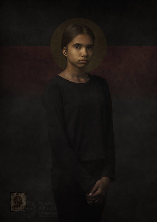 2018 AIPP Australian Portrait Photographer of the Year (sponsored by Kayell/Canson), Steve Wise, Perth.