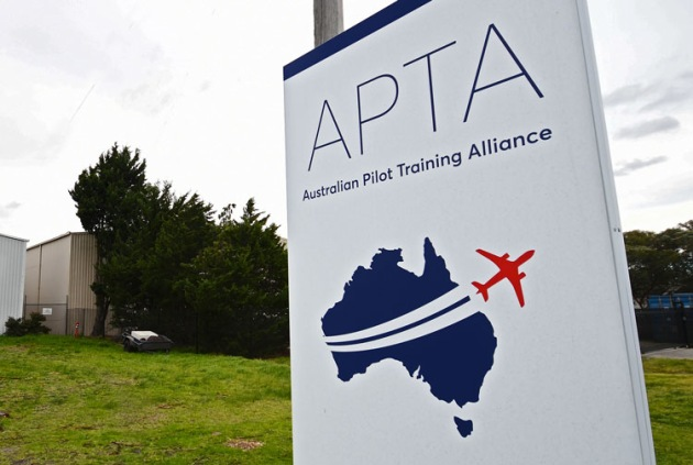 APTA established its base at Moorabbin Airport. (Steve Hitchen)