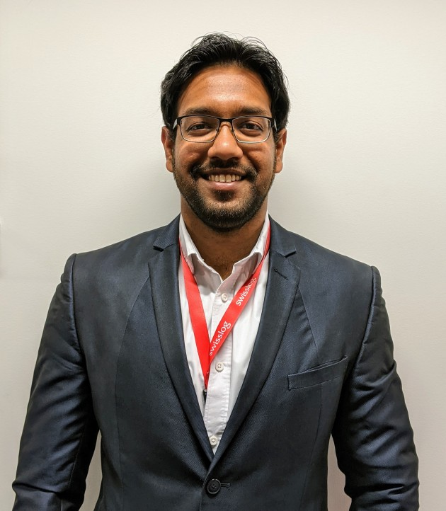 Arijit Biswas is the senior sales consultant for the food and beverage sector, Swisslog Australia.