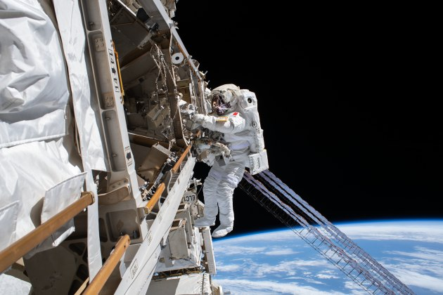 Two neuromorphic cameras developed in Australia will be attached to the International Space Station.