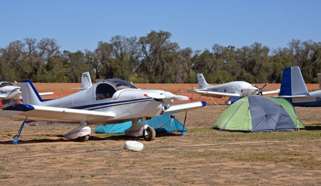 SAAA president Tony White would like to see RAAus and VH-registered aircraft all in the same camp. (Steve Hitchen)