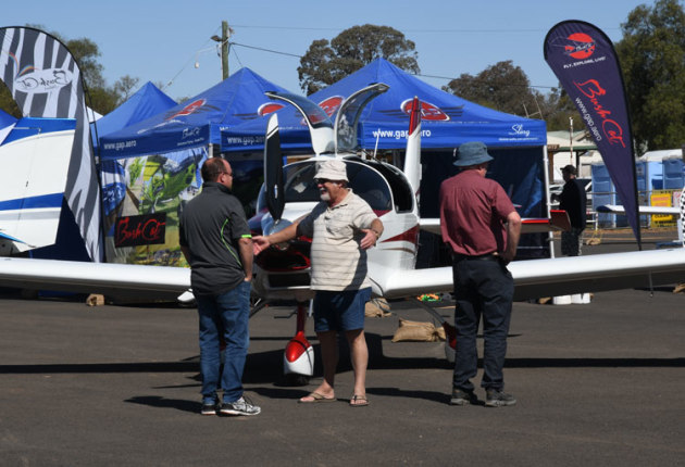 Australia's national fly-in Ausfly won't be held in 2020 thanks to the impacts of COVID-19. (Steve Hitchen)