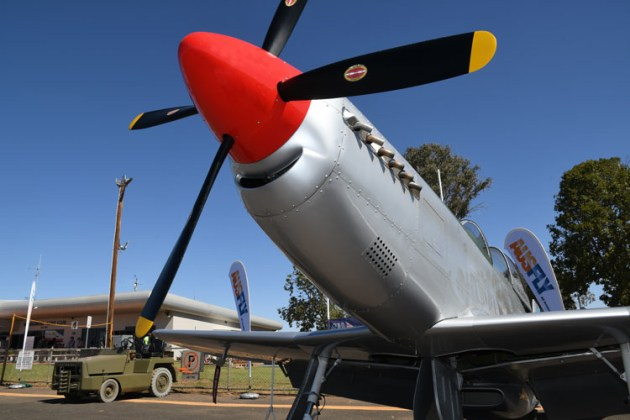 Ausfly is back at Narromine 8-10 October 2020. (Steve Hitchen)
